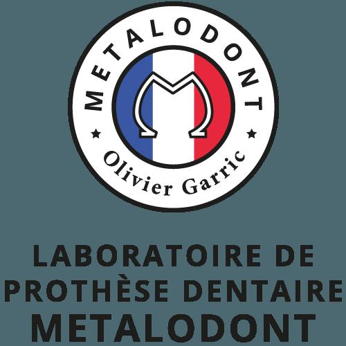Metalodont logo